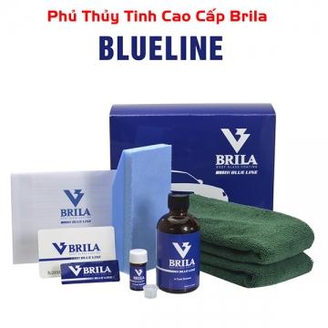 Bộ phủ thủy tinh Brila Blue Line