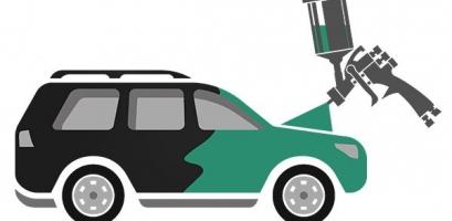 Sơn xe ô tô dễ hay khó, bạn có nên thử tại nhà?